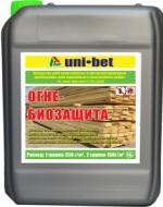 Огне-биозащита дерева